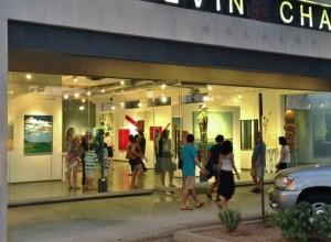 Calvin Charles Gallery, Scottsdale, Arizona